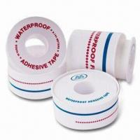 Buy cheap Adhesive Surgical Tapes, Waterproof, Made of Cotton Fabric Composited with PE, Air Permeable product