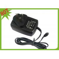 Buy cheap 24V 750mA Output Australia Wall Mounting Adapter 100V To 240V Input product