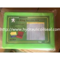 Quality Hydraulic O Ring Kits With Rubber , Nbr , Viton , Silicon , Epdm Material for sale
