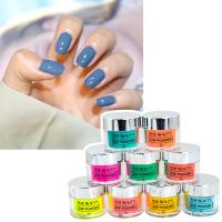 Buy cheap Easy soak off holographic free samples nail dipping powder system starter kit from wholesalers