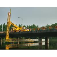 Buy cheap 8X4 Platform Type Bridge Access Equipment Underbridge Repair And Maintenance product