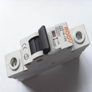 Buy cheap 販売法JVD16-125スイッチdisonnector (アイソレーター) product