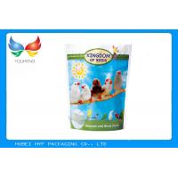 China Stand Up Resealable Bags For Food Packaging wholesale
