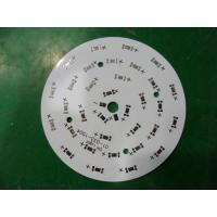Buy cheap Round High Power LED Bulb PCB Manufacturing And Assembly Services product