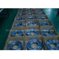 Buy cheap Fluorescence PVC Plastic Flexible Hose Blue / Green For Automobiles , Computers , Lighting product