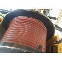 Buy cheap Small Crane And Lifting Offshore Winch With Lebus Or Spiral Grooving product