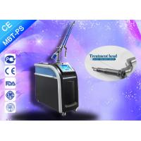 Buy cheap Q Switch Picosecond Nd Yag Laser For Tattoo Removal , 3 Years Warranty product