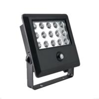 Buy cheap Energy efficient exterior security Commercial Led Flood Lights 12 W for hotels or buildings product