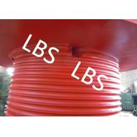 Buy cheap Professional Construction Lebus Grooving Drum Left / Right Rotation Direction product