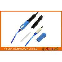 China FTTH FIC SC Fusion Splice-on Connector, SC /  PC Field Installable Connector on sale