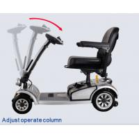 China Load Capacity Foldable Electric Scooter 100-200kg Power 201-500W Max Speed 7.8km/H wholesale