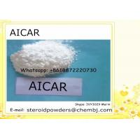 Buy cheap 99% Aicar Sarms Bodybuilding Supplements Cutting Cycle 2627-69-2 Treating Cardiovascular Diseases product