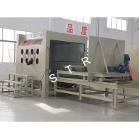 China Automatic Wet Sand Blasting Machine Dustless Mold Surface High Pressure on sale