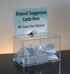 Buy cheap POP plexiglass acrylic donation money box with lock and key product