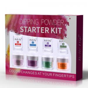 Buy cheap Custom Manufacturer color nail acrylic powder chrome dipping powder gel polish nail polish dipping liquid product