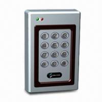 Buy cheap Vandal-proof RFID Powerful Access Controller with Keypad for Outdoor Use and Time Attendance System product