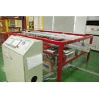 Buy cheap Automatic EVA TPT Trimming Machine After Lamination Process, Solar Panel Making Production Line product