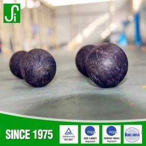 Buy cheap Os meios de moedura forjaram a bola de aço para a maquinaria do moinho de bola, planta do cimento, central elétrica product