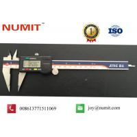 Buy cheap Hot Sale ISO Certified Measurement Tools Pointed-Jaw Digital Caliper product