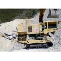 Buy cheap Sinomtp VSI5X Stone Crusher Machine 240-380 t / h Capacity for abrasive filler product