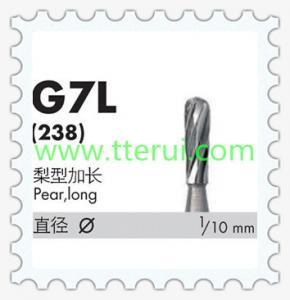 Dental burs for clinic TRA813