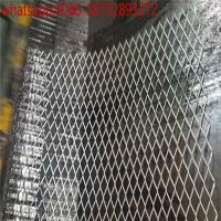 China 11.15kg/m2 weight expanded metal mesh/Decorative Anodize Aluminum Expanded Metal Mesh for Curtain Wall wholesale