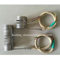 China Stainless steel coil heater Electric coil heating element coil heater for enail diy wholesale