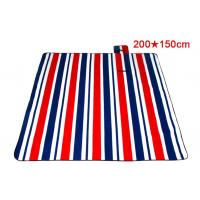 Buy cheap Lightweight Foldable Picnic Mat With Thick Waterproof PVC Backing product