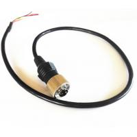 Buy cheap Commercial Vehicle Backup Camera Extension Cable , 6 PIN MiniDin Extension Cables product