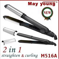 China 2 IN 1 flat hair iron M516A wholesale