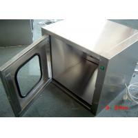 Buy cheap Stainless Steel Pass Box  Clean Room  Equipment/ Pass Box Manufacturer / Pass Box Suppliers product