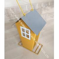 Lovely And Smart Anti Squirrel Bird Feeder Garden Yard Small House Cute Style