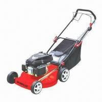 Buy cheap Gasoline Lawn Mower with 508mm Cutting Width, 25 to 85mm Height and 139cc Displacement product