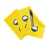 Buy cheap 3.0 mil 10x12inch Yellow Color Express Flyer Plastic Poly Mailers Mail Bags Poly Bags product