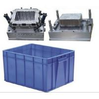 Buy cheap OEM plastic mould for turnover basket box /Plastic Crate Mould ,Plastic Crate Mould Maker from wholesalers