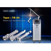 China Air Cooling USA RF Laser Tube Scar Removal Machine For Vagina Tightening wholesale