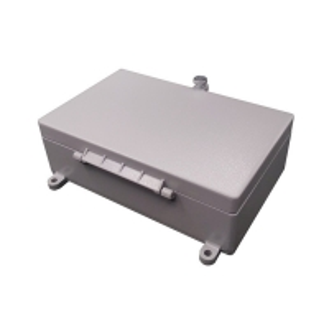 Buy cheap Hinged Wall Mount IP65 Waterproof Aluminum Enclosure product