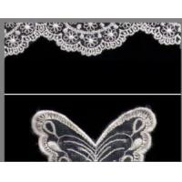 Buy cheap 100% Polyester Non-Elastic Jacquard Lace Fabrics for Dress & Clothes product