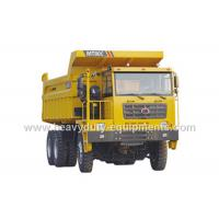 Buy cheap 72 tons Off road Mining Dump Truck Tipper  353kW engine power drive 6x4 with 36m3 body cargo Volume product