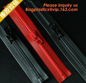 Buy cheap concavo convex zipper, plastic flange zipper, bone zipper, waterproof airtight zipper product