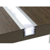 Buy cheap Anodized Construction Aluminum Profile / Aluminium Profile for Cabinet product