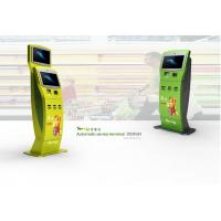 Buy cheap Multi Functional Telephone / Transport Card Charging, Bill Payment Lobby Kiosk product