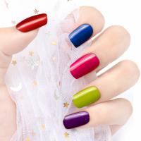 Buy cheap Glaring color beauty product custom label acrylic dipping powder neon color dip powder product