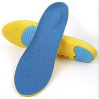 China Sports Memory Foam Insoles Orthotic Shoe Pads on sale