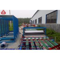 Buy cheap Precast Eps Concrete Sandwich Wall Panel Making Machine / Production Line Fully Automatic product
