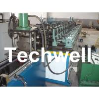 Quality C Purlin Forming Machine / Cold Roll Forming Machine with Gearbox Drive for Steel C Purlin for sale