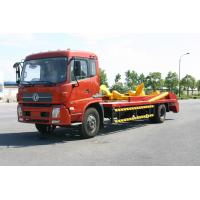 Buy cheap Dong Feng 4x2 Dry Bulk Truck Transport Bulk Cement Powder Truck 1800 - 2500mm product