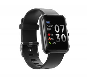 Buy cheap S20 Popglory full touch Smartwatch with Blood Pressure Blood Oxygen Fitness Tracker together with Heart Rate Monitor product