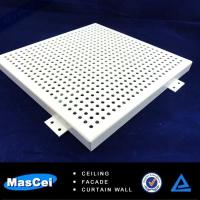 Buy cheap Perforated Corrugated Metal Panels and Decorative Ceiling Border Tile product