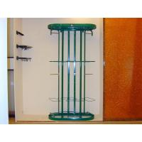 Buy cheap 360 Degree Apple Green Aluminum Revolving Clothes Rack, Heavy Duty Rotating Clothes Rack product